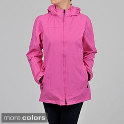 Women's 'ALMA' Nylon Hooded Jacket