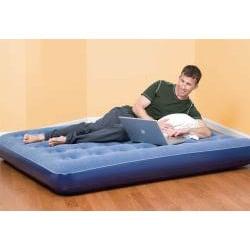 Pure Comfort Full-size Flock-top Air Mattress