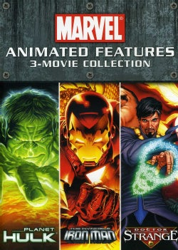 Marvel Movie Collection (DVD)