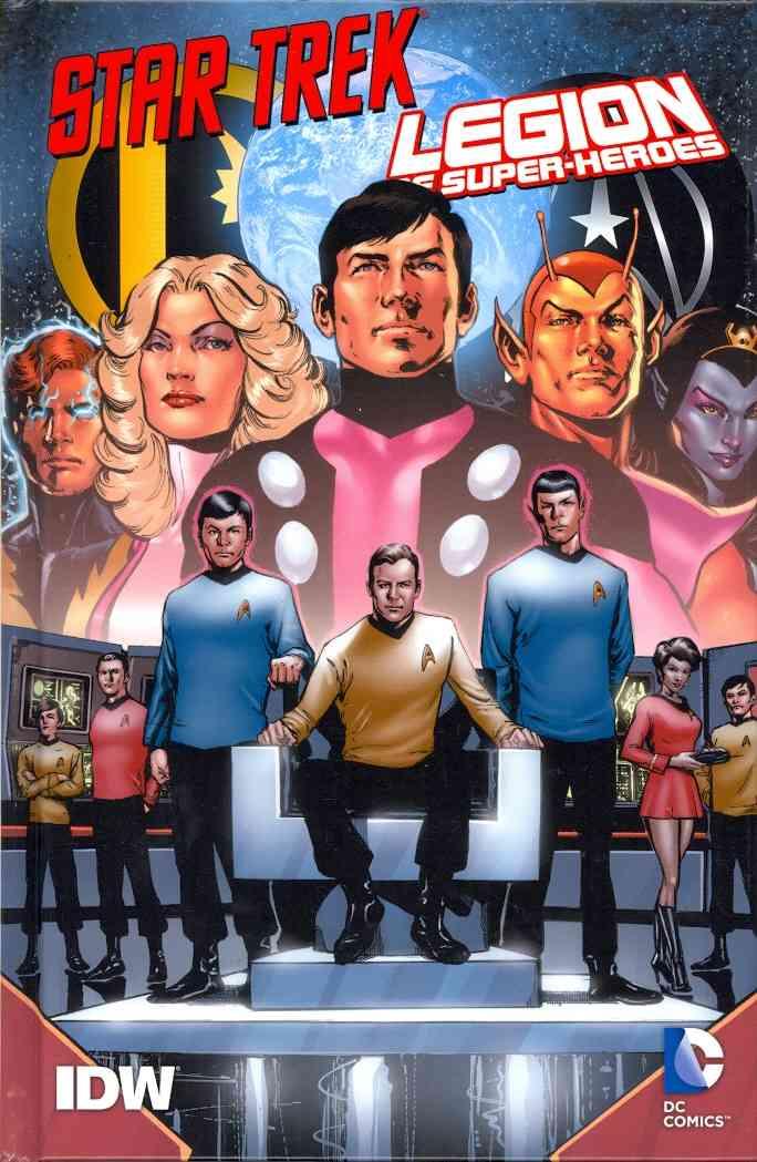 Star Trek / Legion of Super-Heroes (Hardcover)