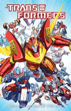 The Transformers More Than Meets the Eye 1 (Paperback)