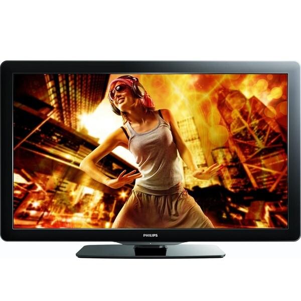 """Philips 3000 55PFL3907 55"""" 1080p LCD TV - 16:9 - HDTV 1080p - 120 Hz"""