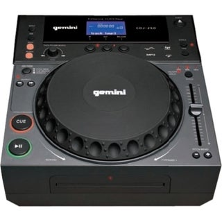 gemini CDJ-250 CD Player