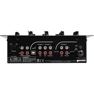 gemini Professional PS3-USB Audio Mixer