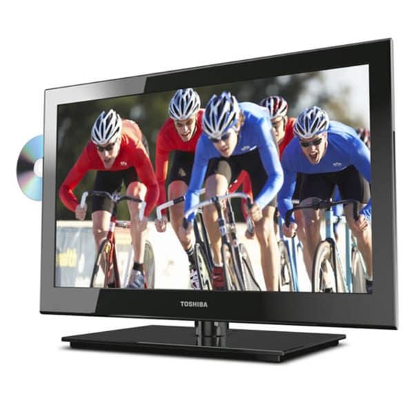 "Toshiba 24V4210U 24"" TV/DVD Combo - HDTV 1080p - 16:9 - 1920 x 1080 -"