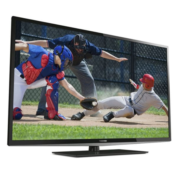 """Toshiba 46L5200U 46"""" 1080p LED-LCD TV - 16:9 - HDTV 1080p - 120 Hz"""