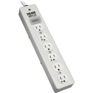 Tripp Lite Surge Protector Power Strip Medical Hospital RT Angle Plug