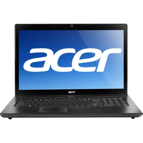 "Acer Aspire 7750G AS7750G-2456G50Mnkk 17.3"" 16:9 Notebook - 1600 x 90"