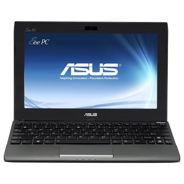 "Asus Eee PC 1025C-MU17-BK 10.1"" LED Netbook - Intel Atom N2600 Dual-c"