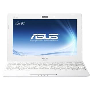 """Asus Eee PC 1025C-MU17-WT 10.1"""" LCD Netbook - Intel Atom N2600 Dual-c"""