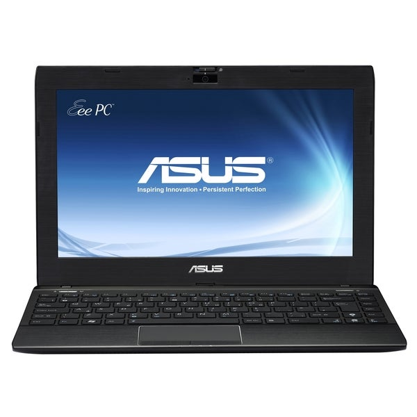 "Asus Eee PC 1225B-SU17-BK 11.6"" LCD Notebook - AMD E-450 Dual-core (2"