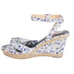 Refresh by Beston Women's 'CUTIE-02 K' Wedge Sandals