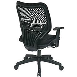 Office Star Self Adjusting SpaceFlex Back Chair with Self Adjusting Mechanism - Thumbnail 1
