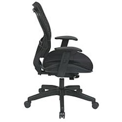 Office Star Self Adjusting SpaceFlex Back Chair with Self Adjusting Mechanism - Thumbnail 2