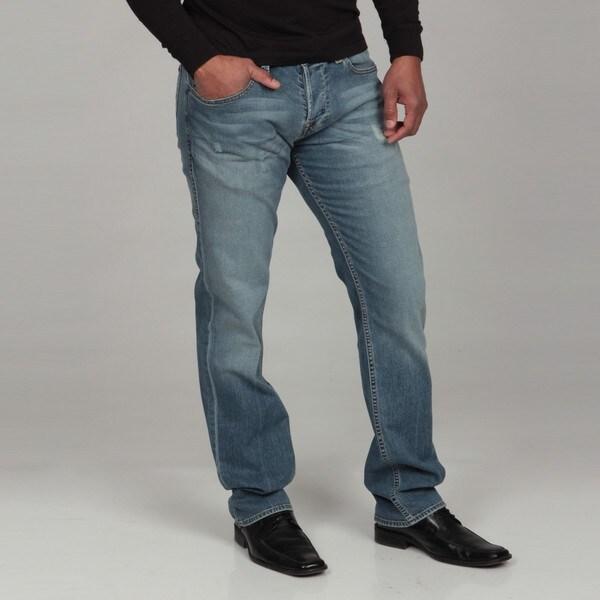 William Rast Men's Straight Leg Jeans