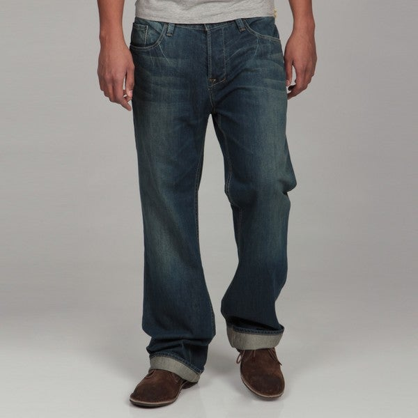William Rast Men's Wooland Bootcut Jeans
