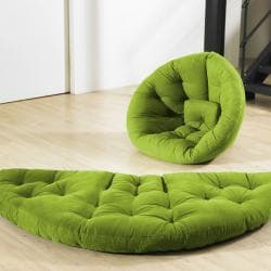 Nido Lime Green Fresh Futon