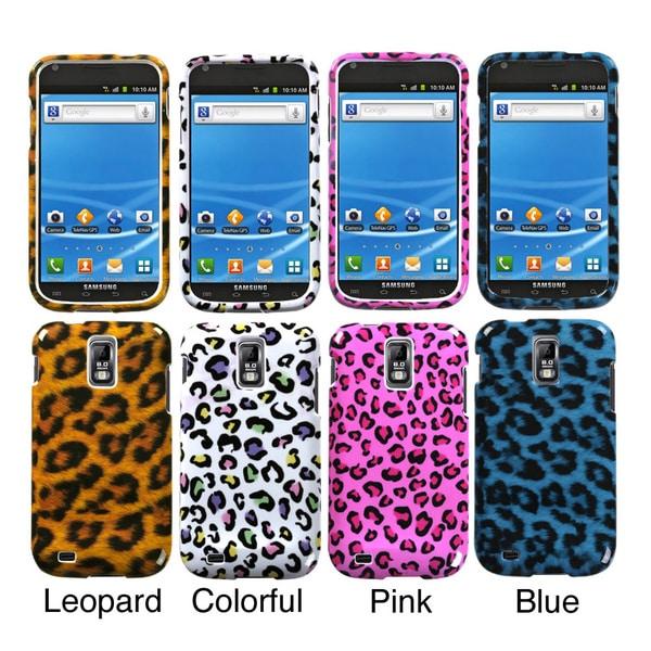 Insten Premium Leopard Protector Case for Samsung Galaxy S2/ S II Tmobile