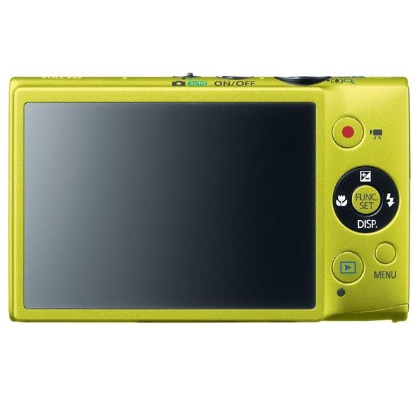 Canon PowerShot ELPH 110HS 16.1MP Green Digital Camera
