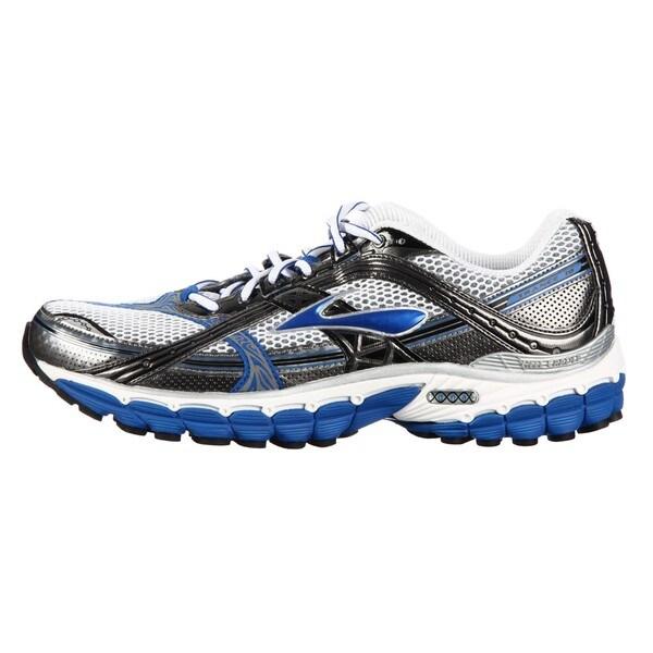 Blue Athletic Shoes