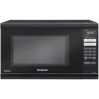 Panasonic Nn Sn651b Countertop Microwave Oven With Inverter Technology Black