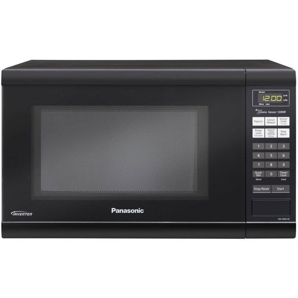Shop Panasonic NN-SN651B Countertop Microwave Oven with