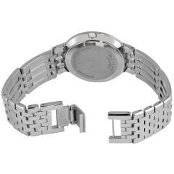 Movado Men's 'Esperanza' Stainless Steel Watch - Thumbnail 1