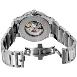 Movado Men's 'Sport Edition Extreme' Stainless Steel Automatic Watch