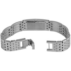 Movado Women's 'Esperanza Baguette' Stainless Steel Diamond Watch