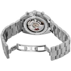 Movado Men's 'Datron' Stainless Steel Automatic Chronograph Watch