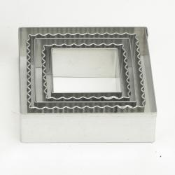 Square Cookie Cutters (Pack of 5) - Thumbnail 1
