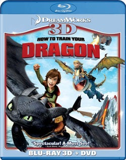 How To Train Your Dragon 3D (Blu-ray/DVD)