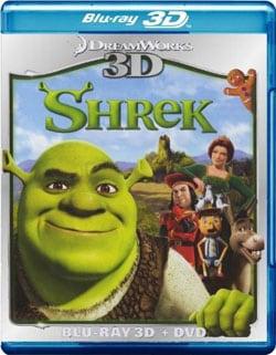 Shrek 3D (Blu-ray/DVD)