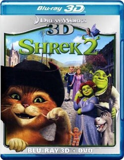 Shrek 2 (Blu-ray/DVD)