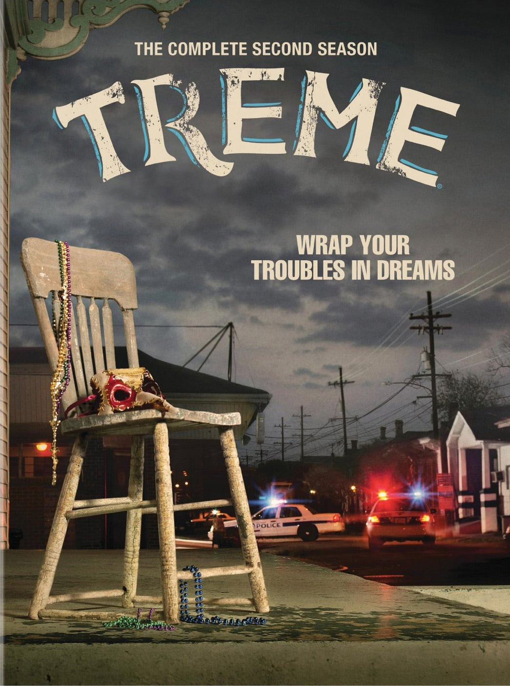 Treme: The Complete Second Season (DVD) - Thumbnail 0