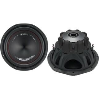 """Boss Audio NX120DVC 12"""" Subwoofer Dual Voice Coil (4 Ohm) 2600W"""