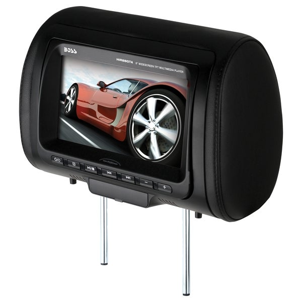 "Boss Audio HIR8BGTA Car DVD Player - 8"" LCD - 16:9"