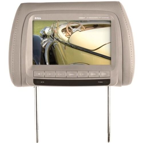 Boss HIR90T 9 Active Matrix TFT LCD Car Display