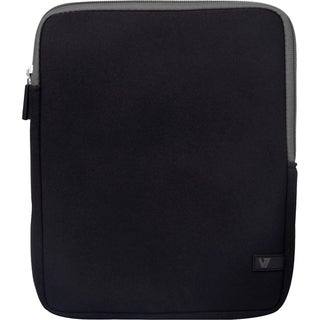 "V7 Ultra TD23BLK-GY-2N Carrying Case (Sleeve) for 10.1"" Tablet PC, iP"