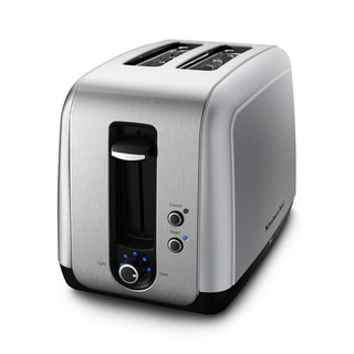 KitchenAid  RKMT211CU Contour Silver 2-slice Toaster (Refurbished)