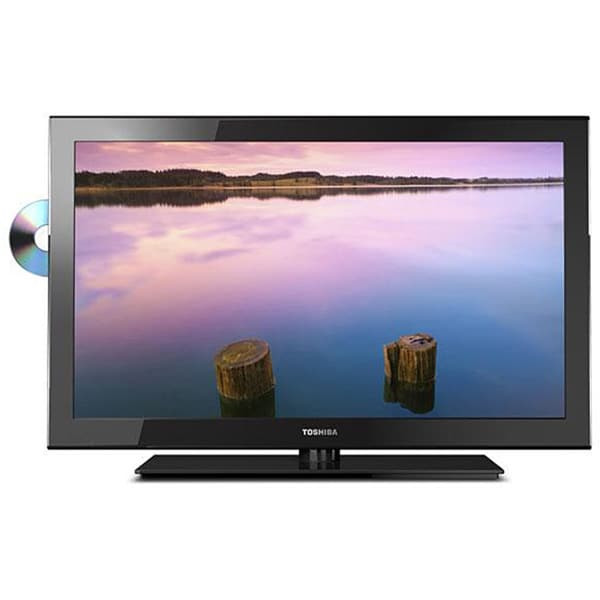 Shop Toshiba 19slv411 19 Inch 720p Led Tv Dvd Combo Refurbished