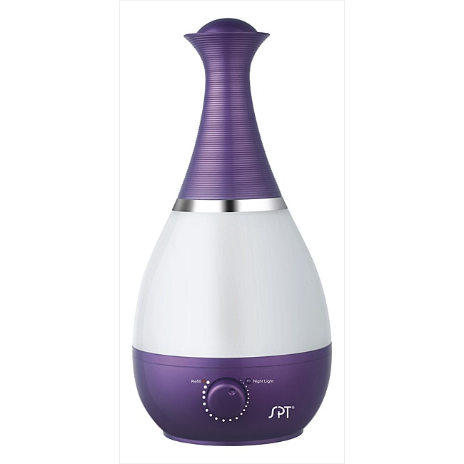 SPT Ultrasonic Violet Humidifier with Fragrance Diffuser