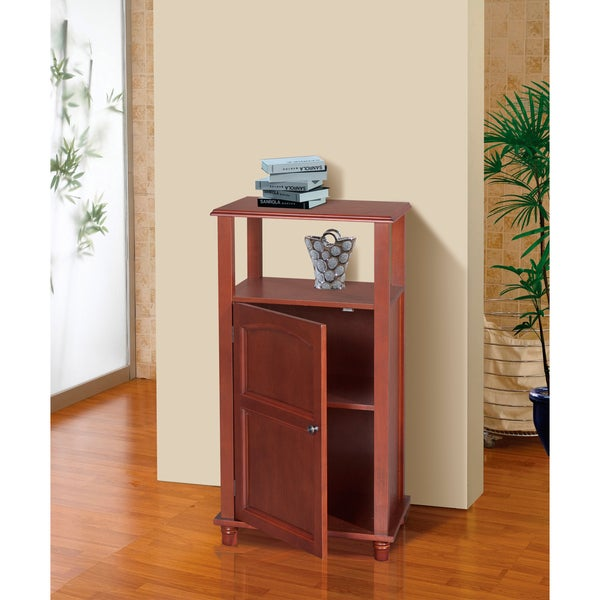 Lindo 1-Door Floor Cabinet by Elegant Home Fashions
