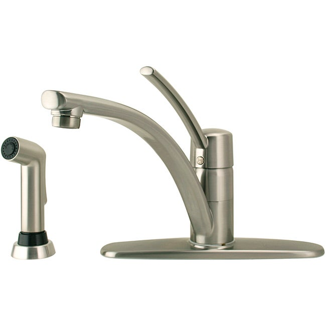 Pfister Parisa Bathroom Faucet: Shop Price Pfister Parisa Single-Handle Stainless Steel