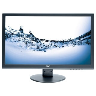 "AOC e2752Vh 27"" LED Monitor with HDMI and Speakers, FHD, 2ms"