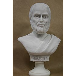 White Bonded Marble Bust of Aristotle|https://ak1.ostkcdn.com/images/products/6503847/White-Bonded-Marble-Bust-of-Aristotle-P14093056.jpg?impolicy=medium