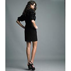 Issue New York Women's Black Dress