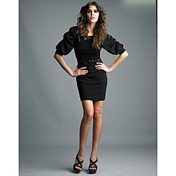 Issue New York Women's Black Dress