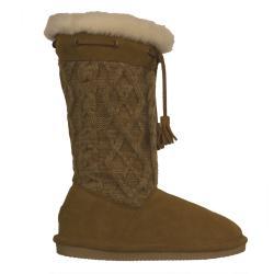 Lugz Women's Zen Knit Chestnut Boots