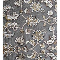 Shop Madison Grey Gold Rug 7 7 Quot X 10 6 Quot Free Shipping